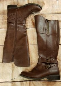 G by Guess Knee High Boots